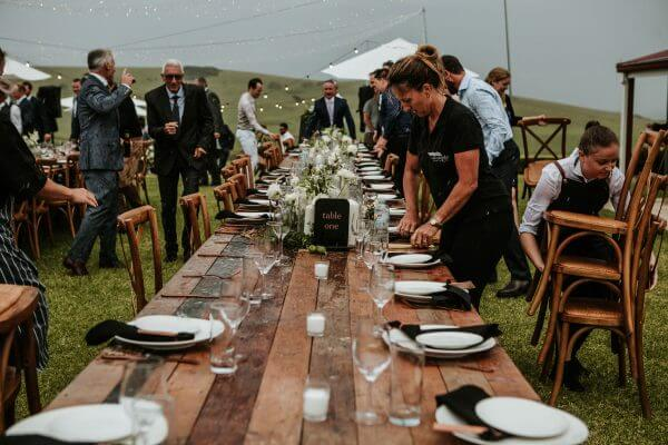 How to organise a diy wedding on the nsw south coast seacliff house eight things you should do on the morning of your wedding day solutioingenieria Gallery