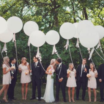 Wedding Balloons South Coast