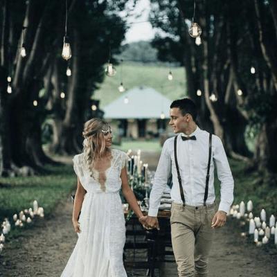 boho chic wedding NSW