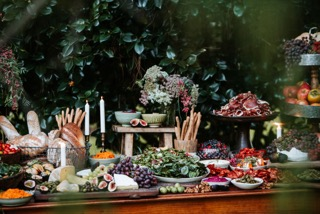 Wedding Grazing Tables
