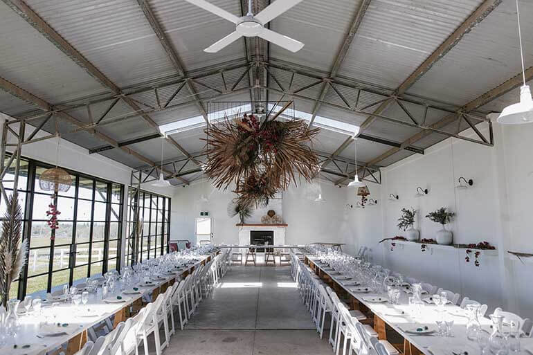 Barn Weddings at Seacliff becoming very popular