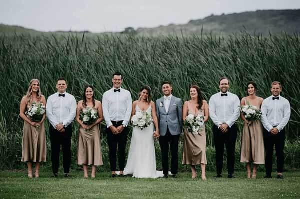 Seacliff Barn Wedding Photography David Campbell