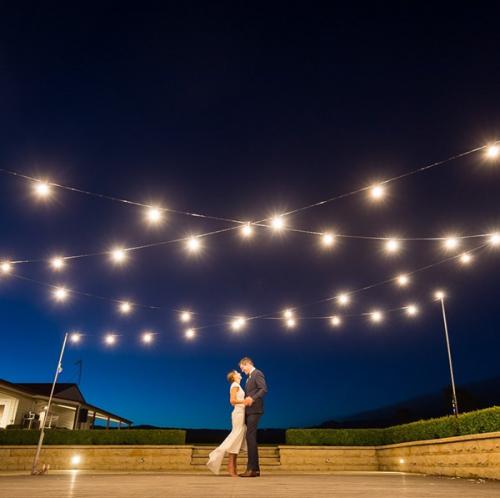 Wedding Dancing at Seacliff House