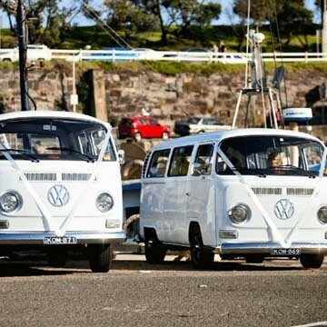 Wedding Vehicles | Kombi Occasions