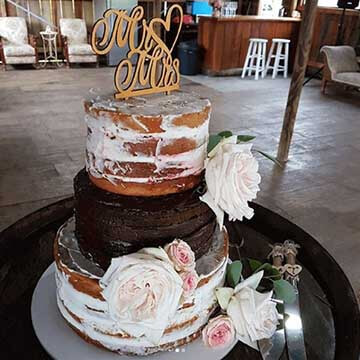 Wedding Cakes | Willow Hill Cakes