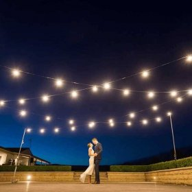 stunning wedding venue photo