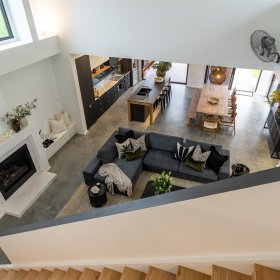Social areas to create amazing accommodation in Gerringong